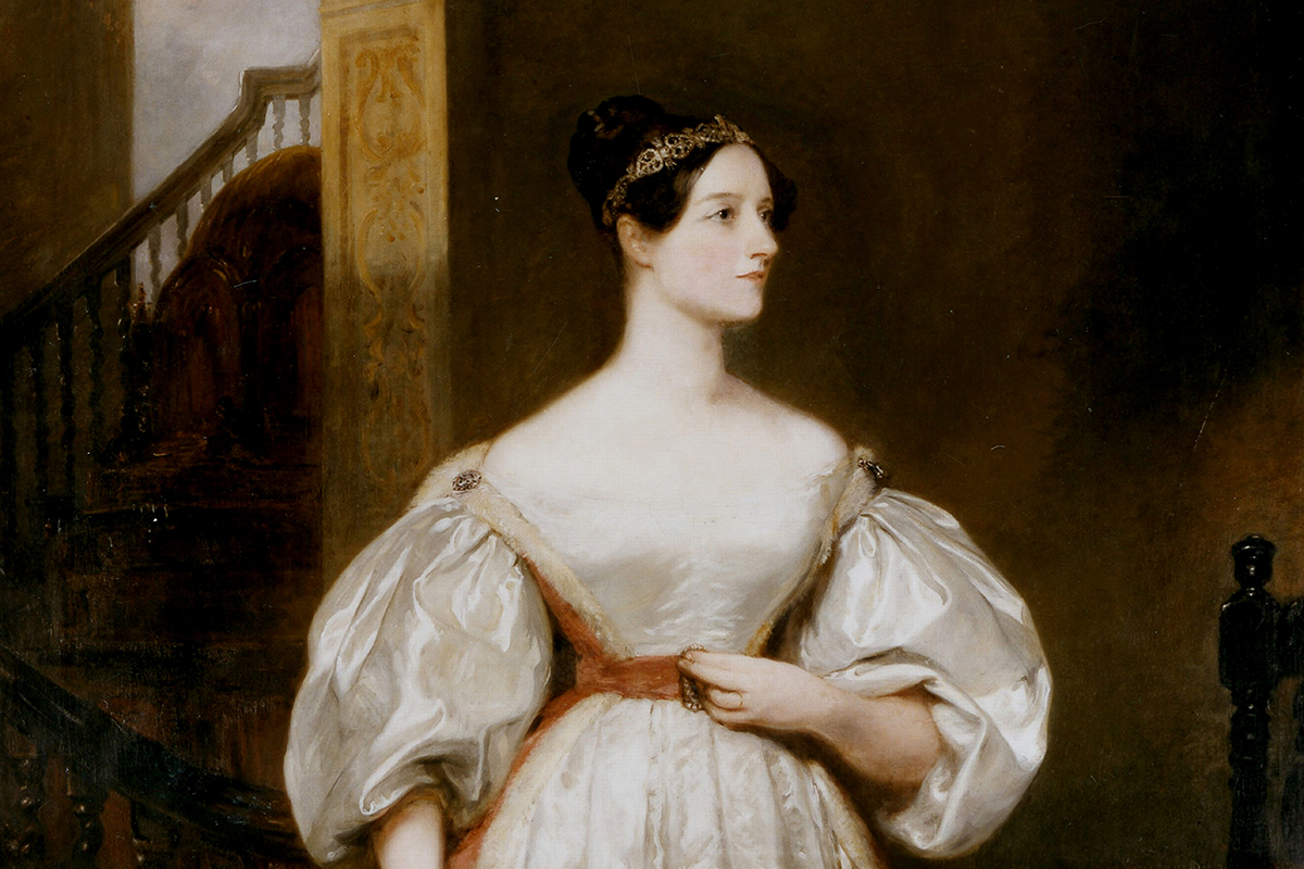 Time to bust the myth that Ada Lovelace was an overhyped aristo