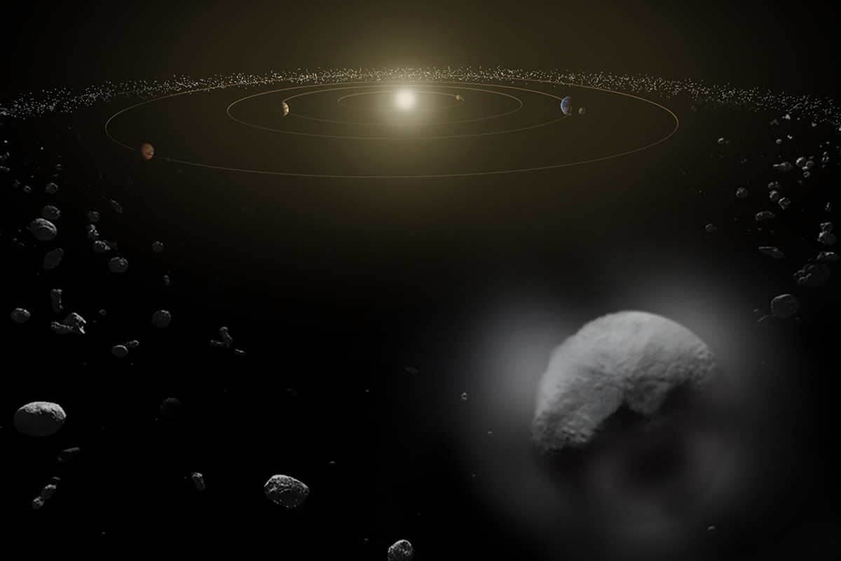 most famous asteroids - photo #49