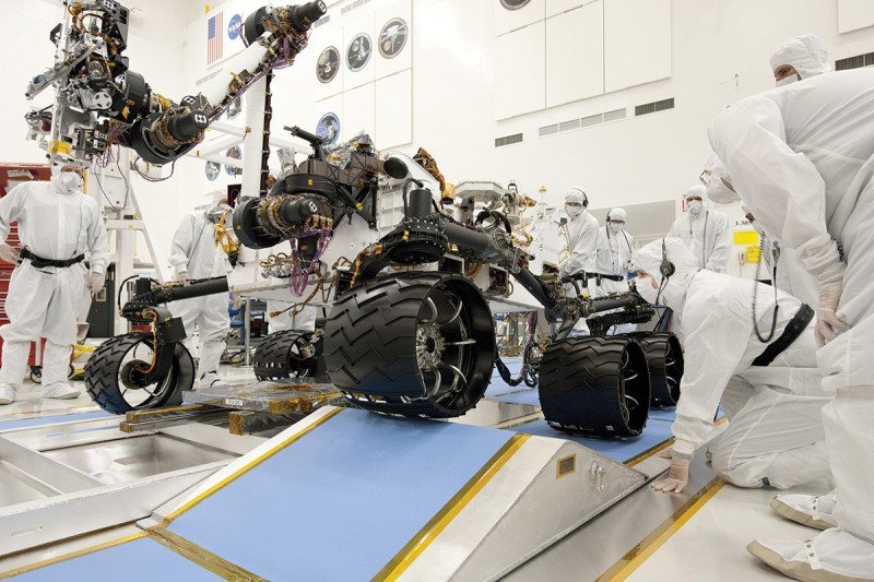 planetary explorer vehicle