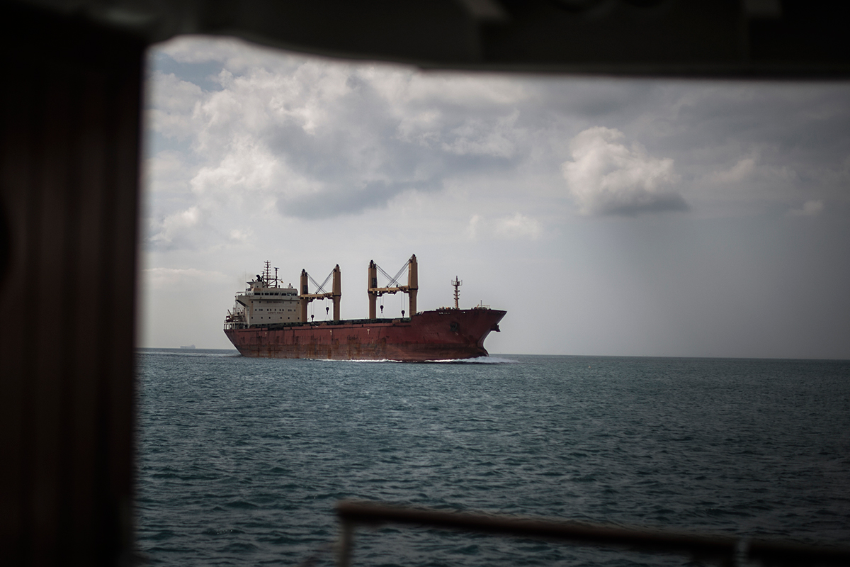 GPS signals of 20 ships in the Black Sea were hacked to indicate they were 32km inland