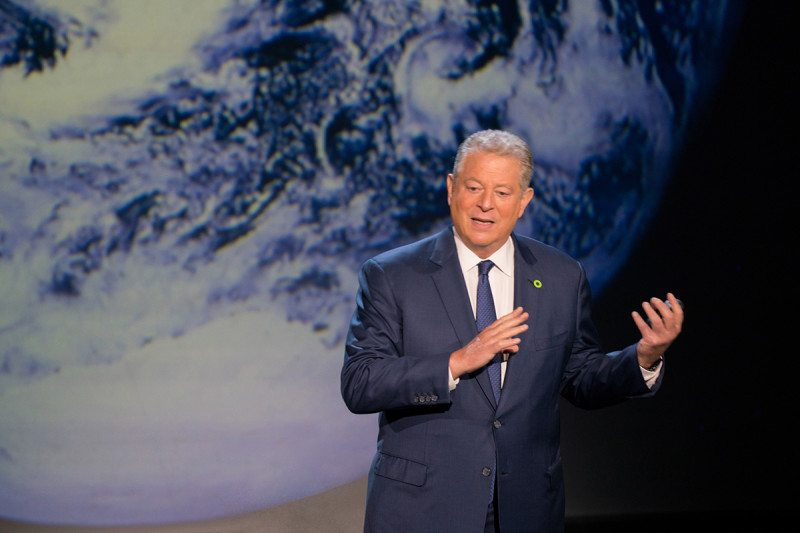 Al Gore: Donald Trump 'Can't Be Blamed' for North Korea Crisis