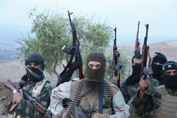 masked terrorist