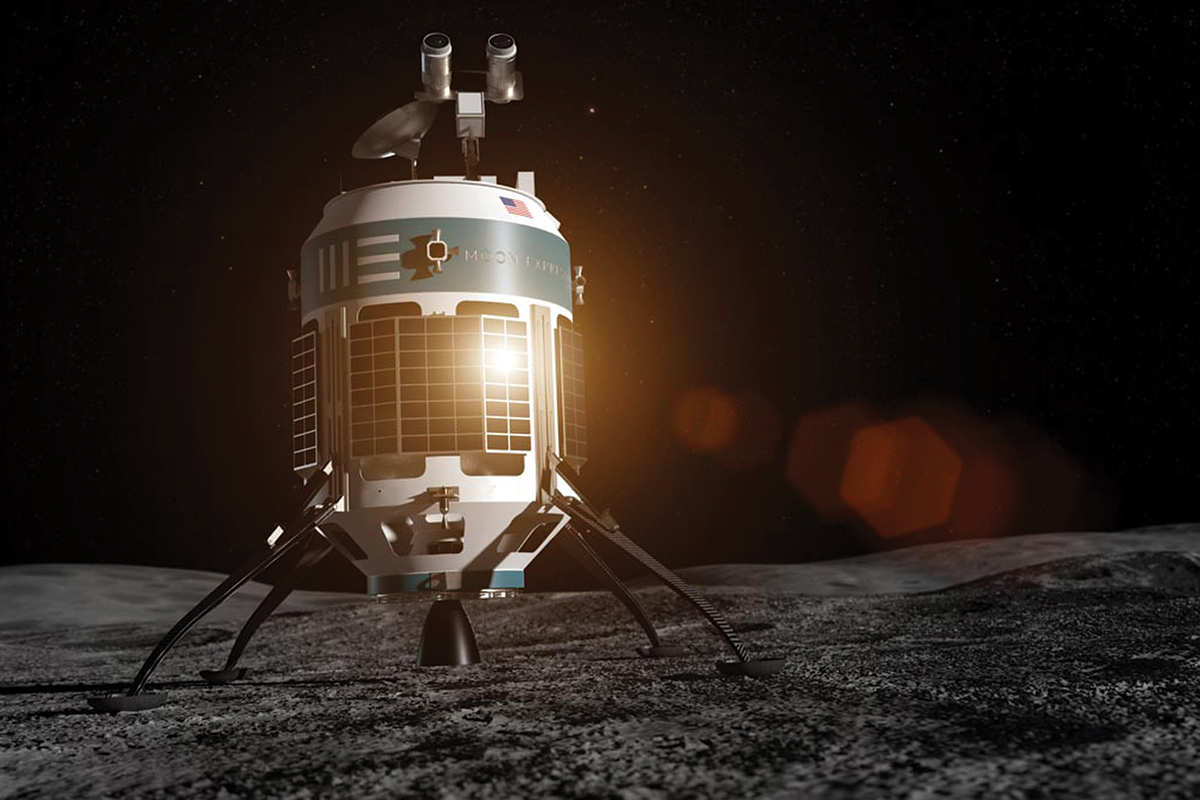 Google-sponsored private moon race delayed for the third time
