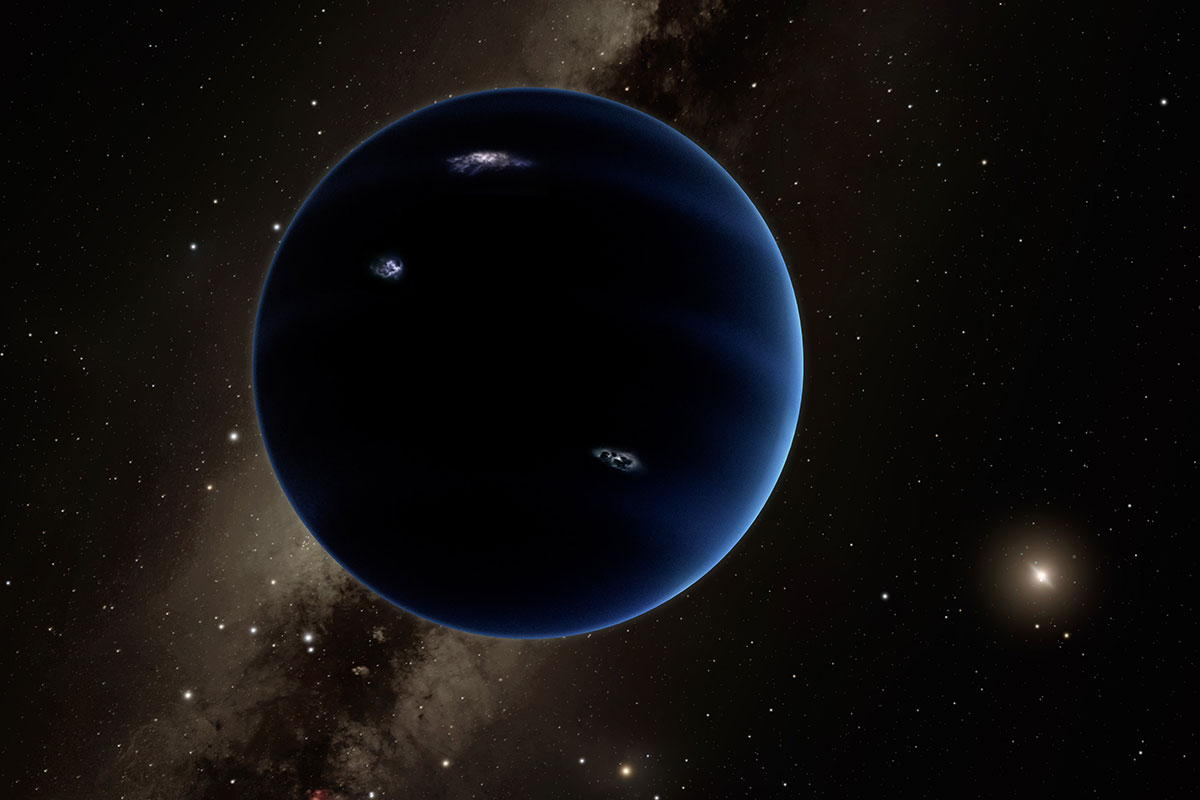 Our sun probably didn't steal Planet Nine from outer space
