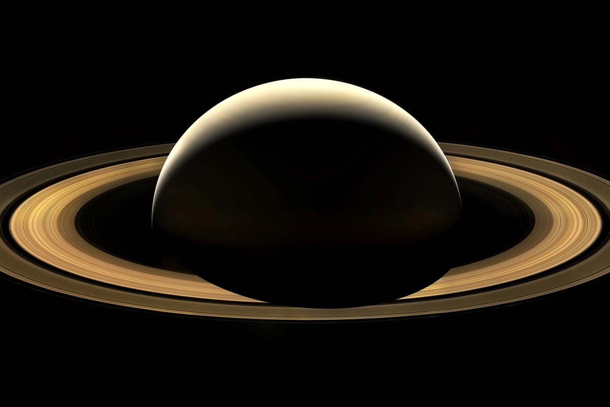NASA Spacecraft Cassini To Dive Into Saturn For Final Mission