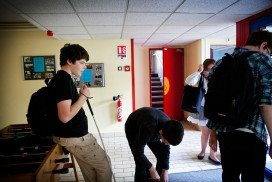 A centre in France for people with visual impairment