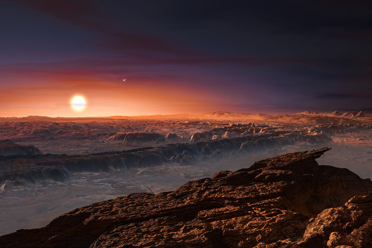 Our closest star system may be home to a stolen star and planet