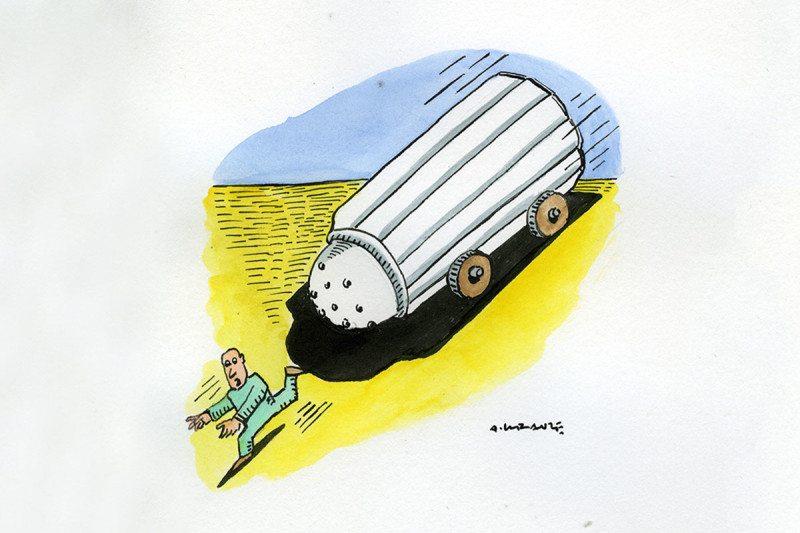 salt cartoon