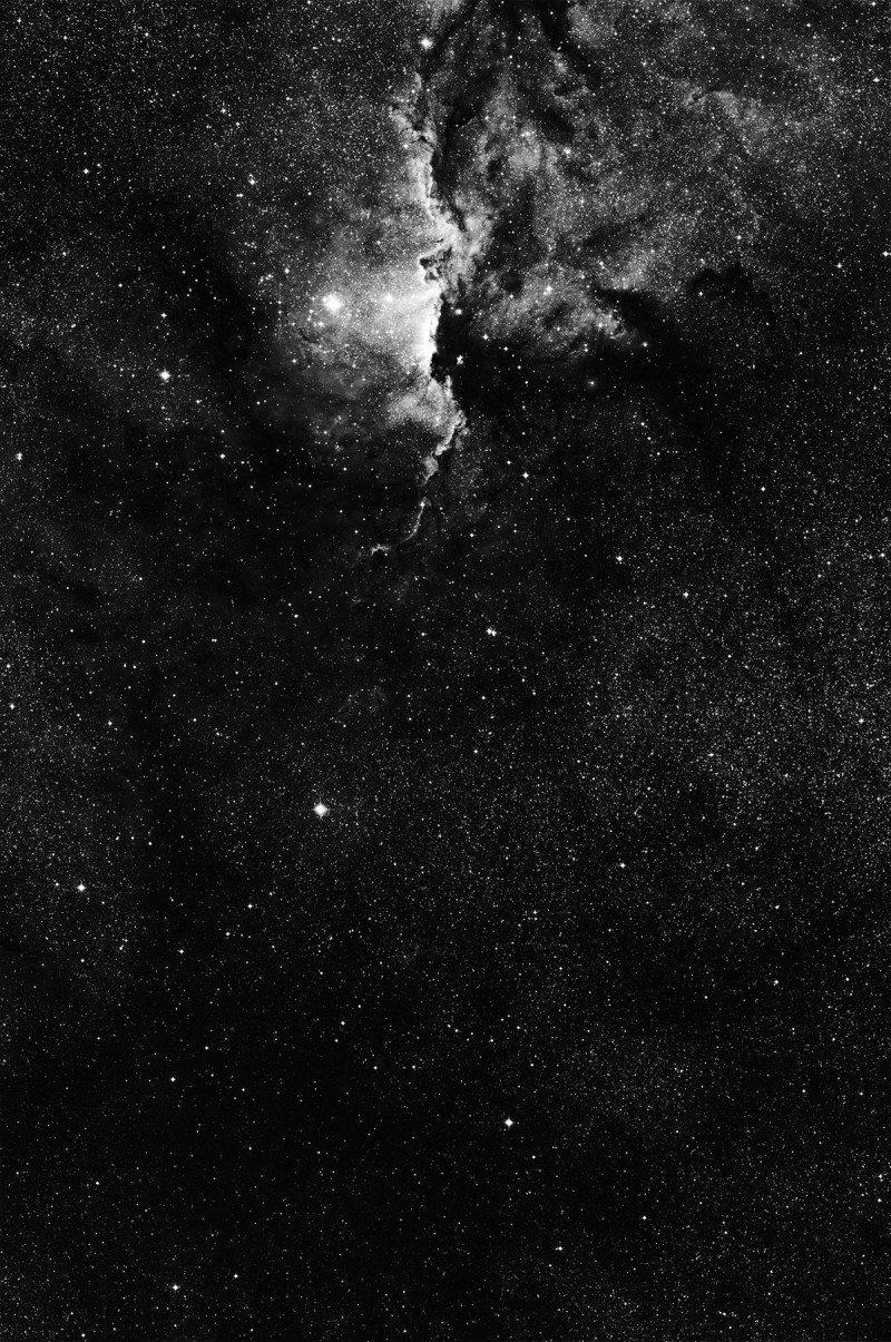 Astronomy photograph