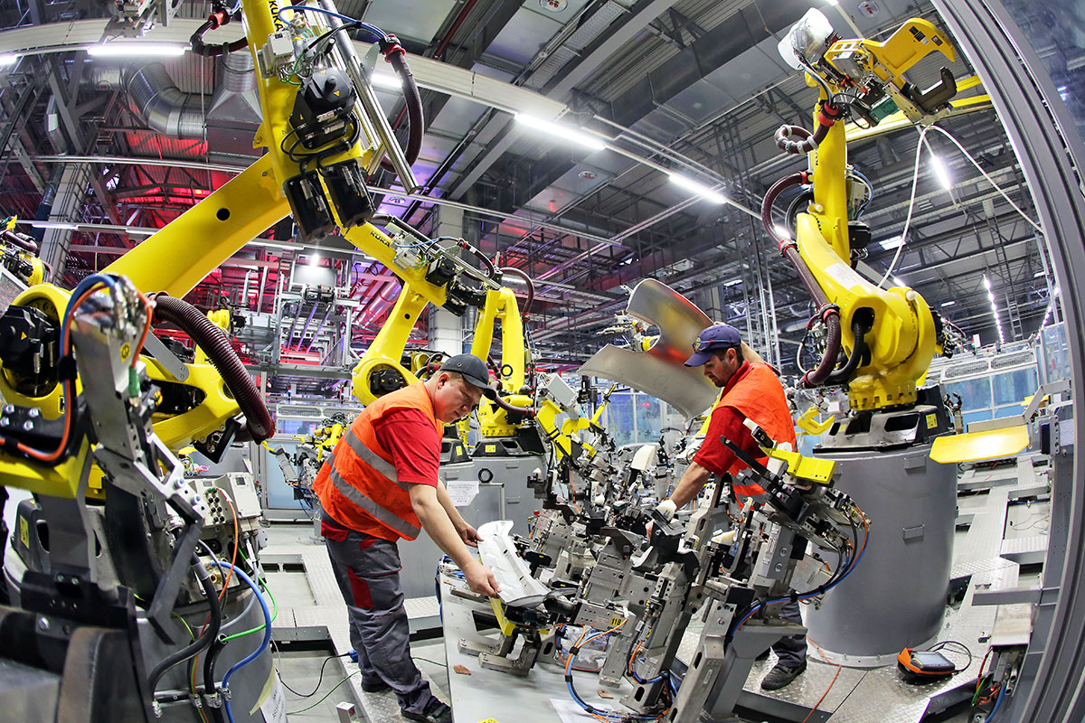 Workplace Robots Have Had Little Impact On Jobs In Germany