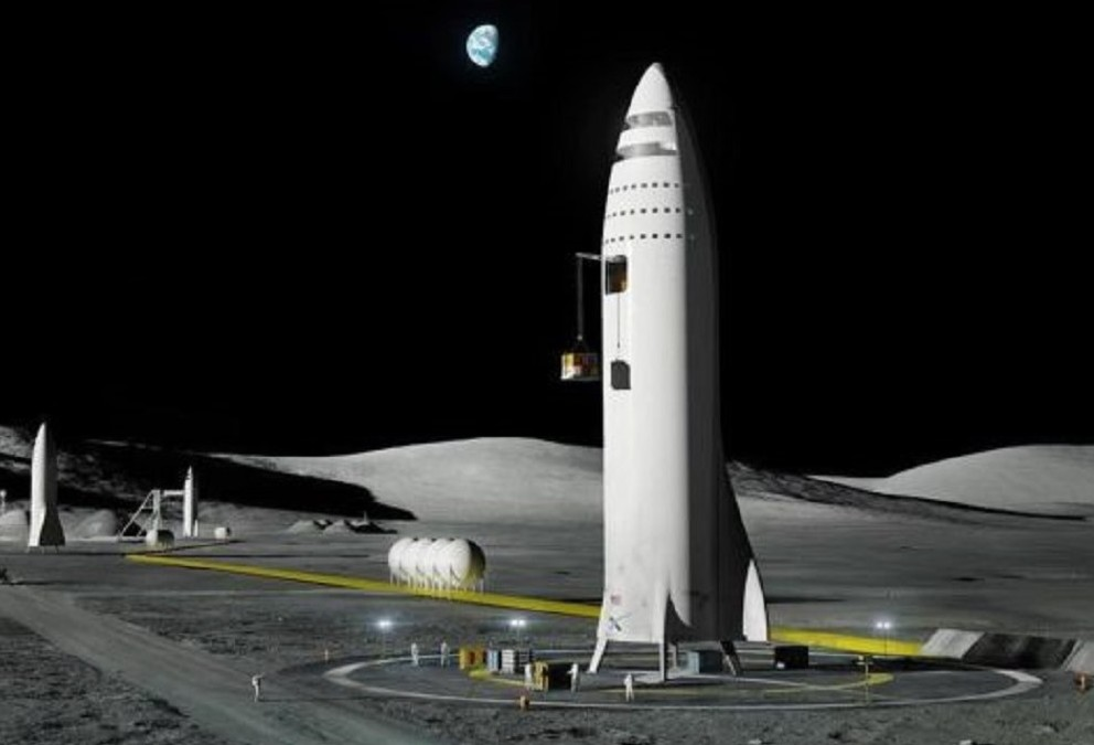 moon base first - photo #17