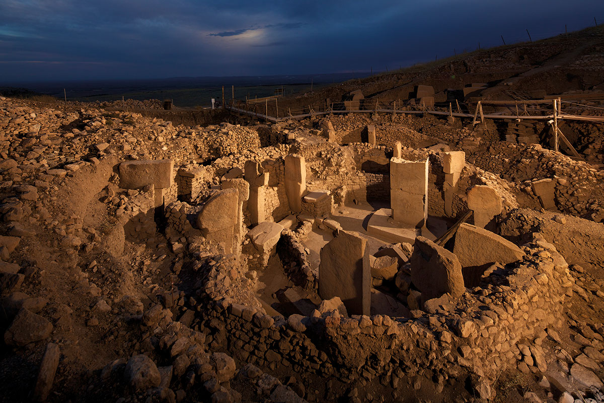 The real roots of early city states may rip up the textbooks
