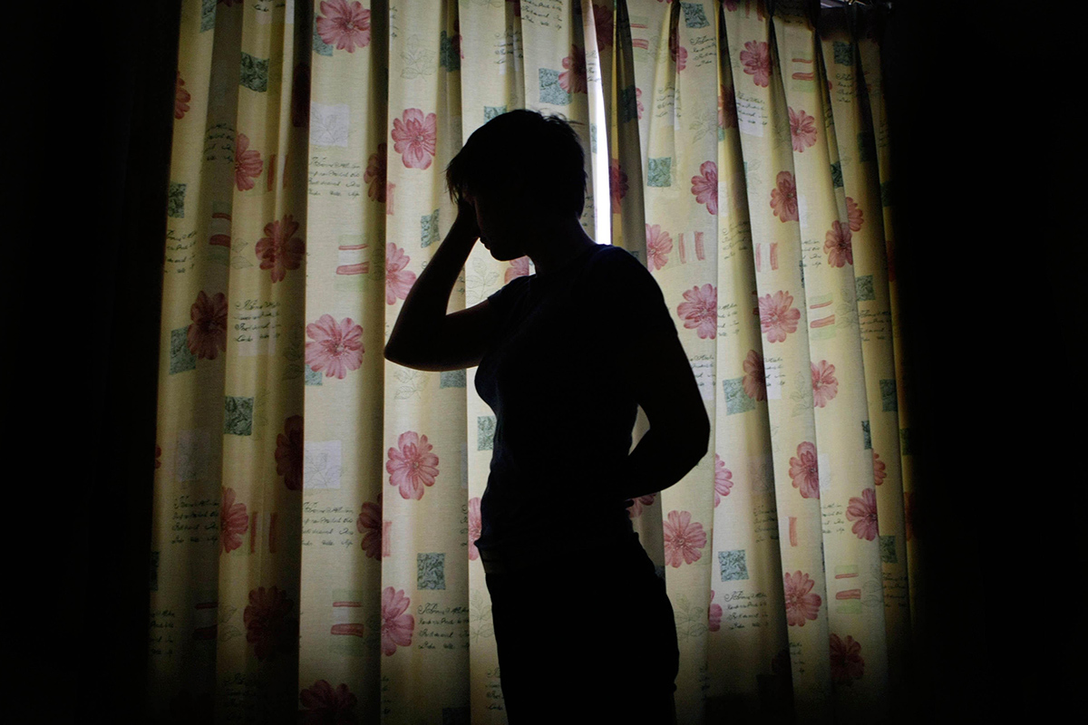 Self-harm 'on the increase among United Kingdom  teenage girls'