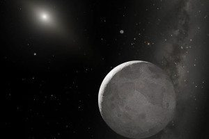 The dwarf planet Eris