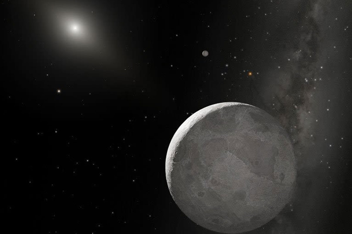 Volcanoes that spew stretchy ice could make dwarf planets bright
