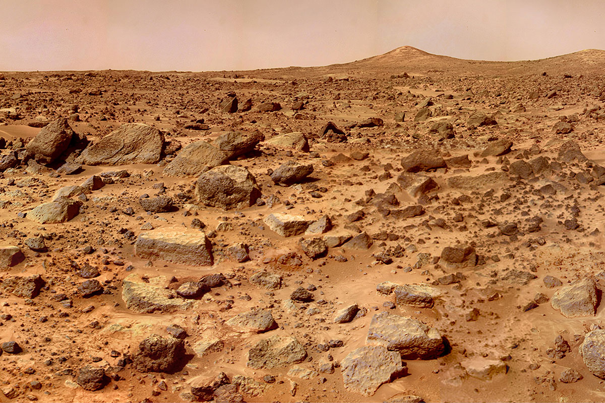Boiling water on Mars could make the planet's sand levitate