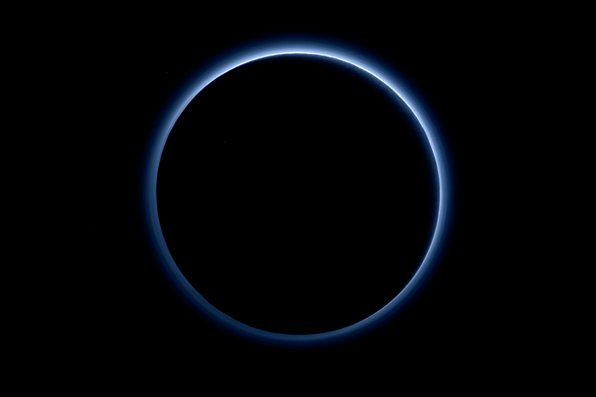 Fly by Pluto with the New Horizons probe | New Scientist