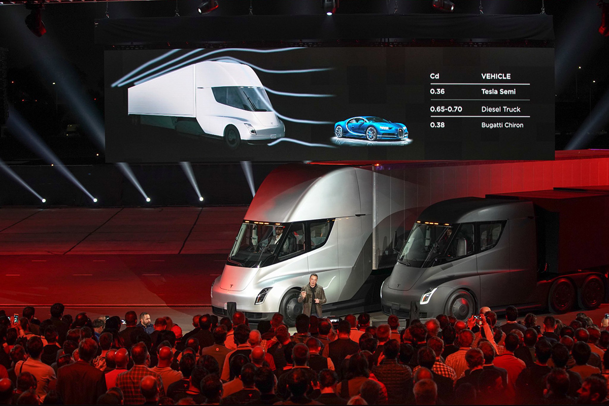 Tesla's electric trucks are great but they won't save the planet