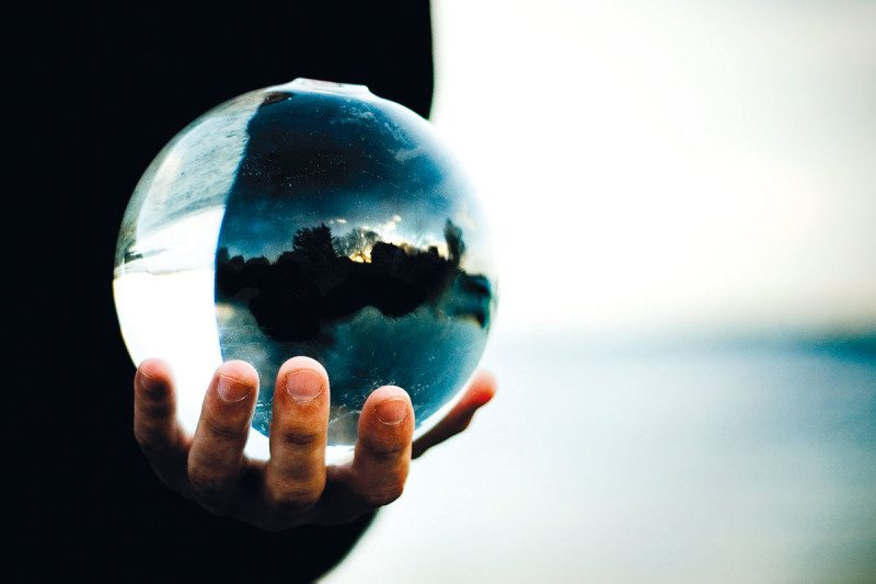 Human biases undermine the necessary art of forecasting