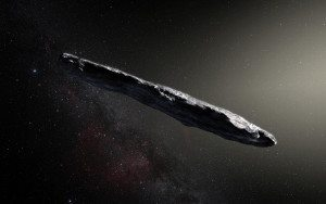 We have an idea of what the first interstellar asteroid may look like