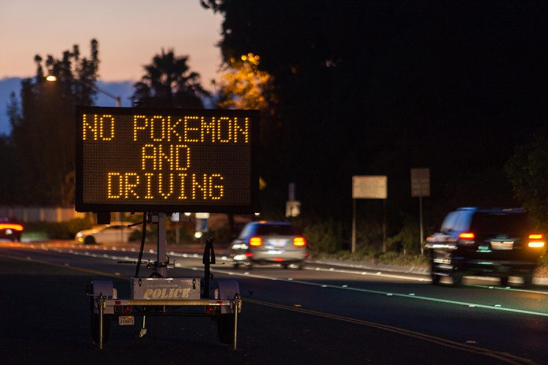 'Death by Pokémon GO' reveals how deadly the mobile game really is