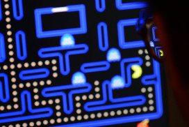 Playing Pac-Man