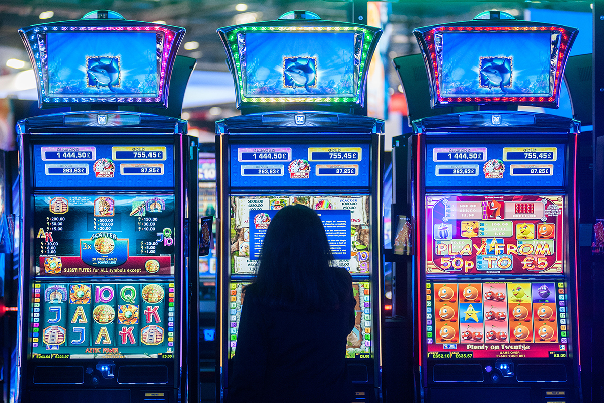 Children are becoming problem gamblers due to a legal loophole