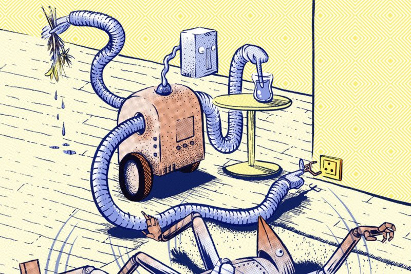 AI cartoon
