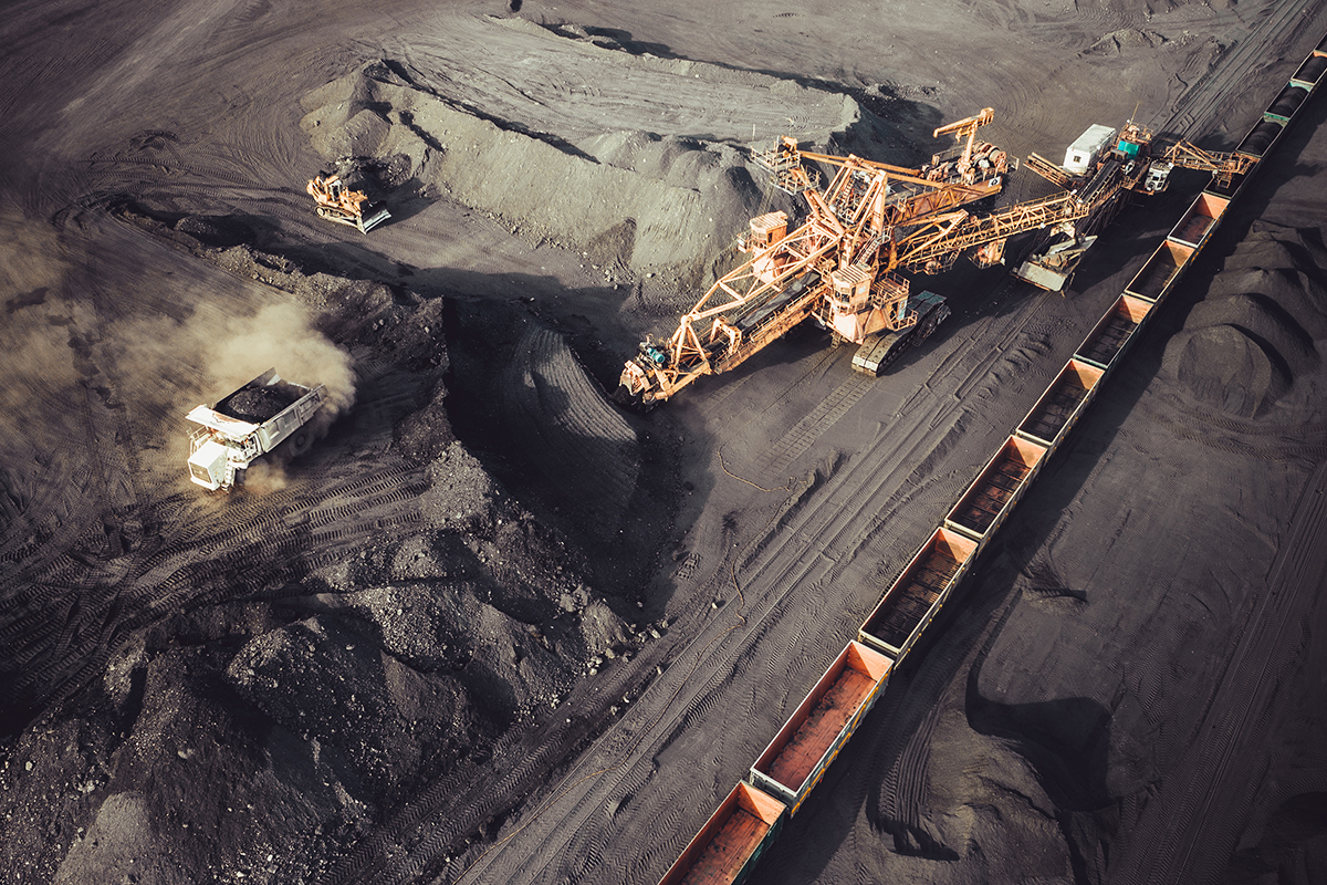 Good news: Demand for coal is plummeting towards a record low