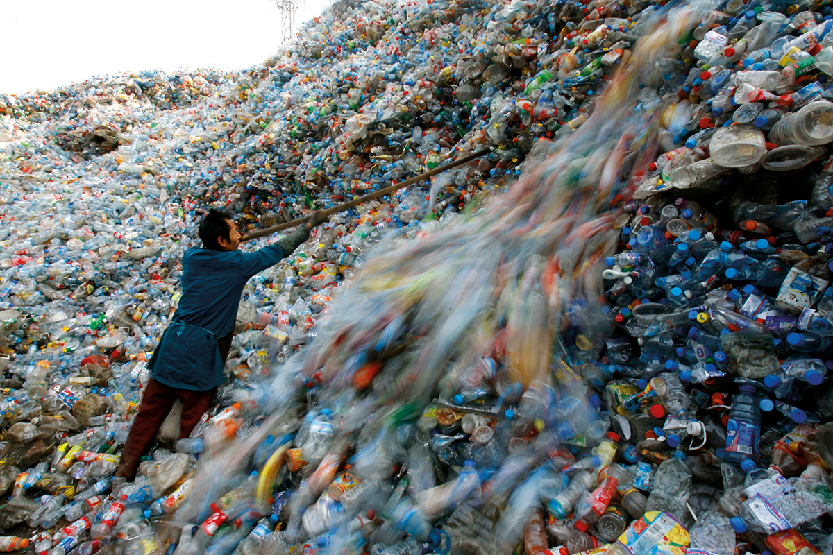 China's plan to stop recycling the world's rubbish may backfire