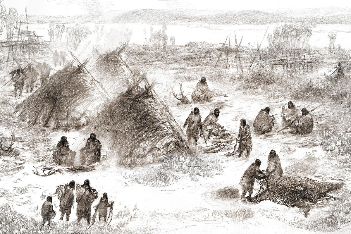 Baby skeleton from Alaska reveals origins of Native Americans