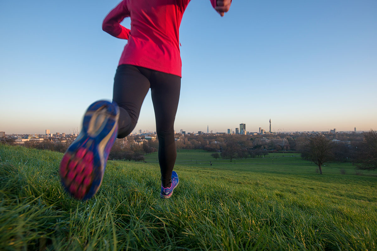 No sweat: Is exercising inside or outside better for you?