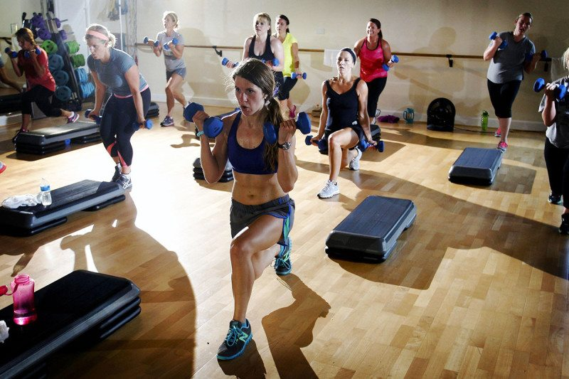 No sweat does high intensity interval training work