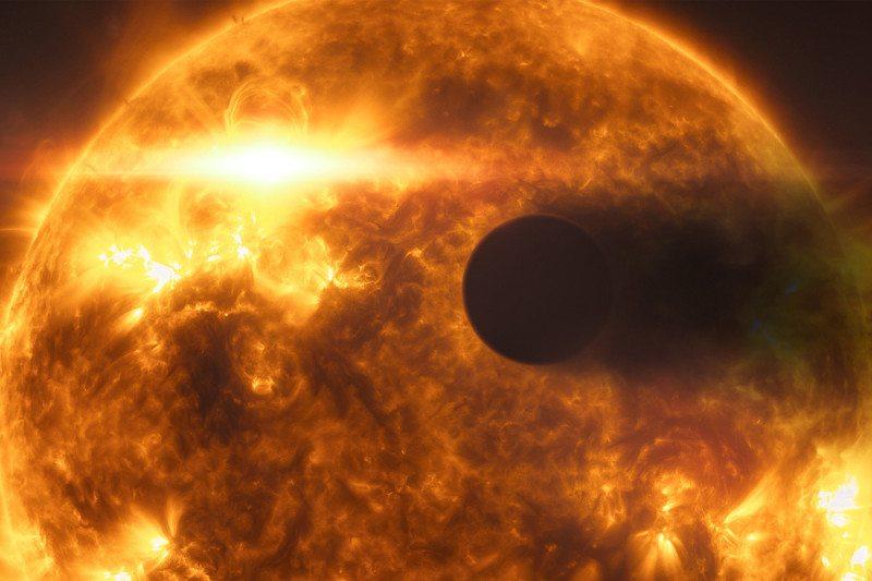 Exoplanet transit