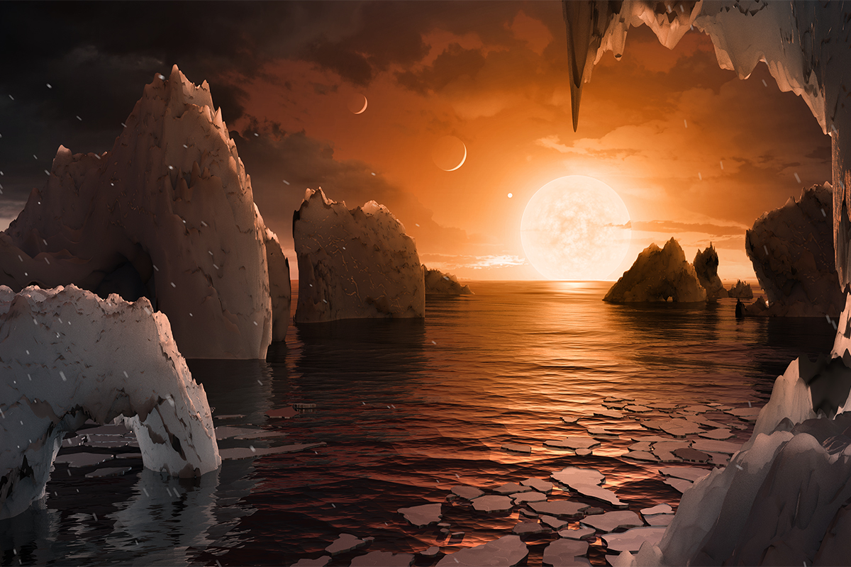 We may be able to see mountains and valleys on distant worlds