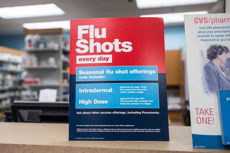 flu jabs