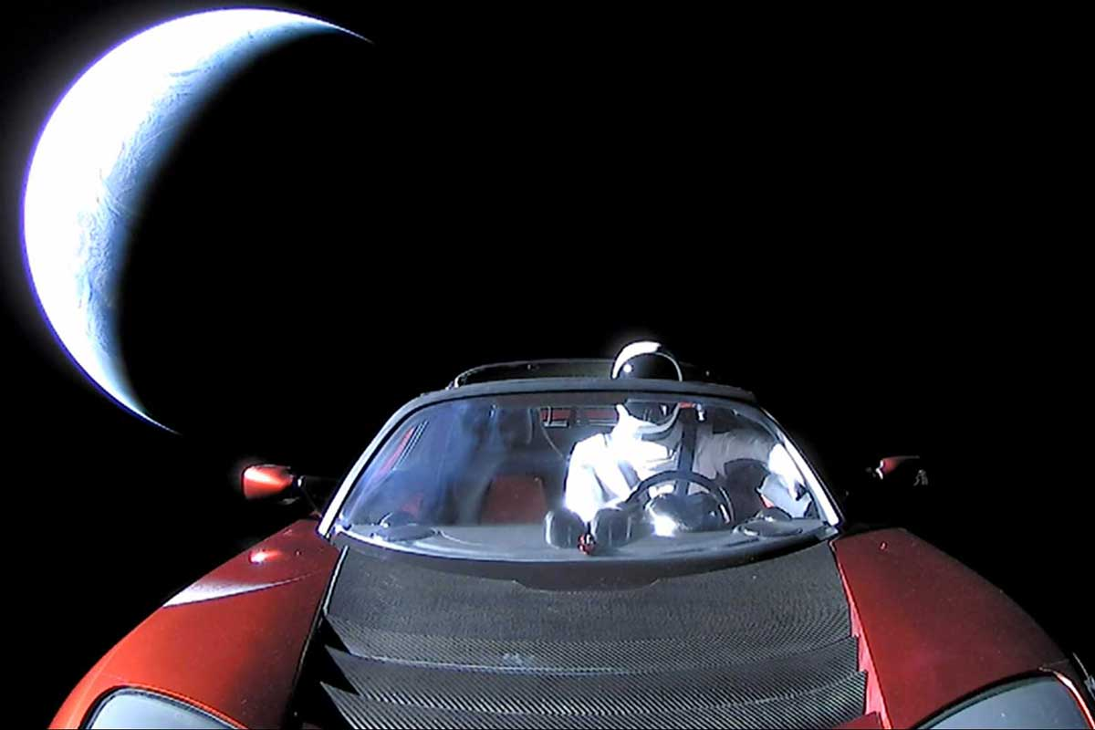 Is Elon Musk's playboy space odyssey really the future we want?