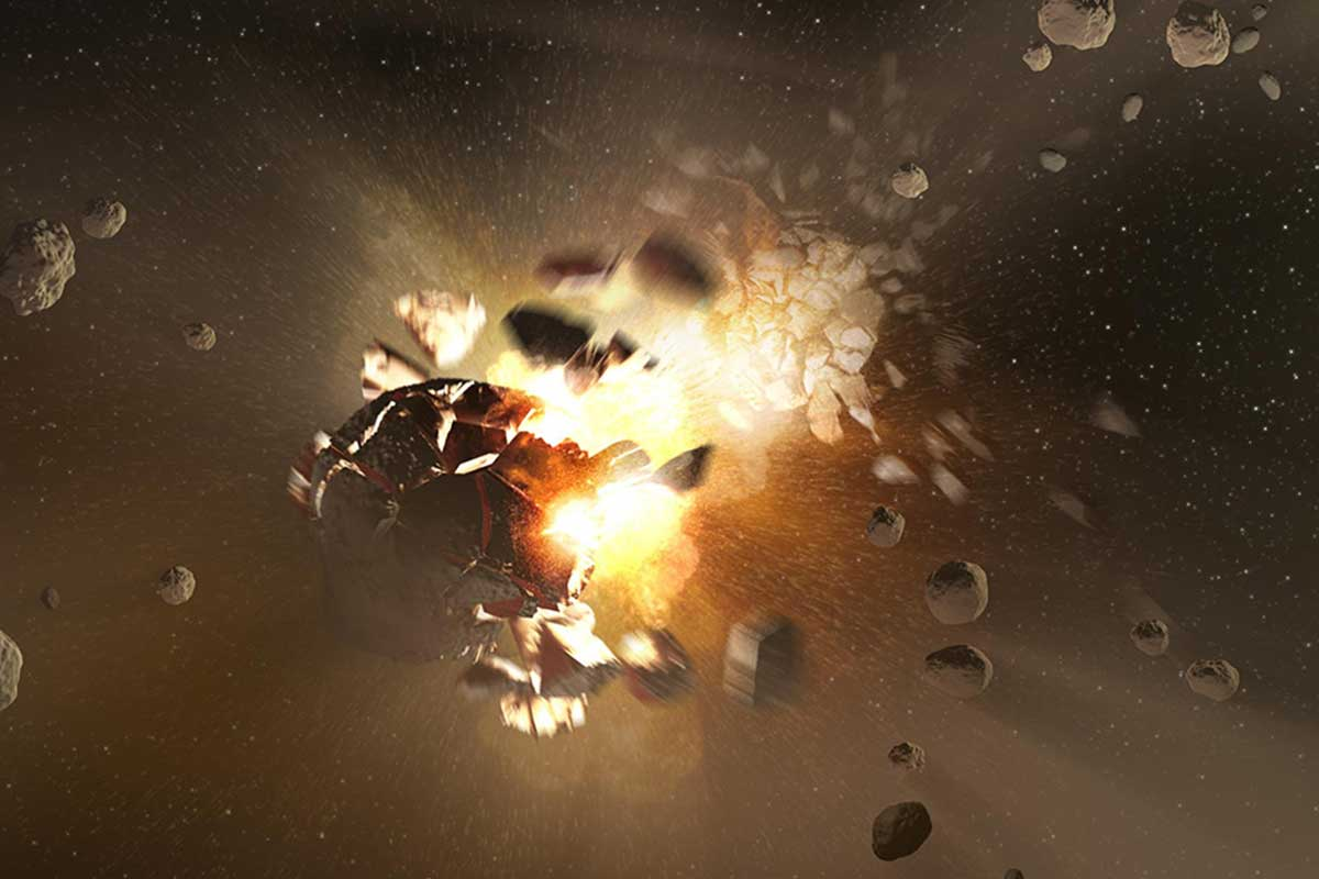 We should use nukes to deflect asteroids, says astro algorithm