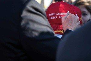 make America great slogan