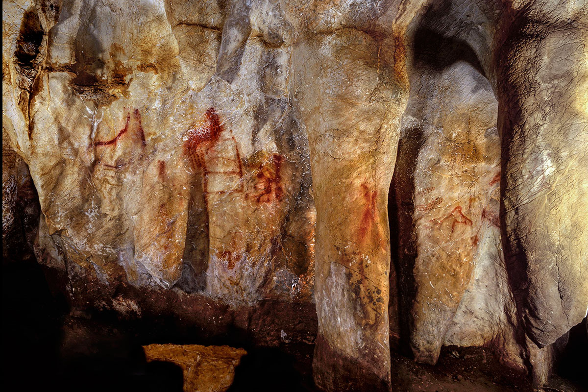 This is some of the oldest cave art in the world