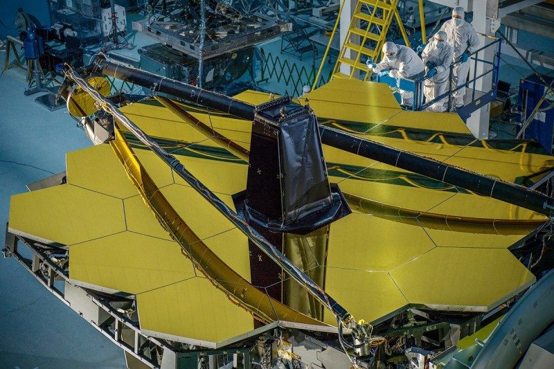 More delays for NASA's golden telescope?