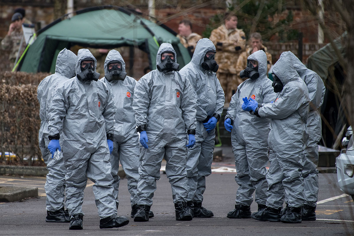 What are Novichok nerve agents and did Russia do it?