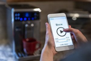 Operating smart kettle