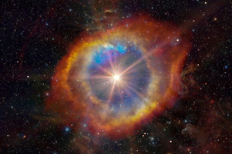 A speedy supernova hit maximum brightness in just a few days