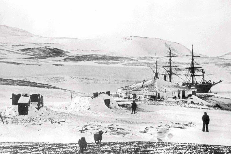 Captain Scott's Antarctic expeditions