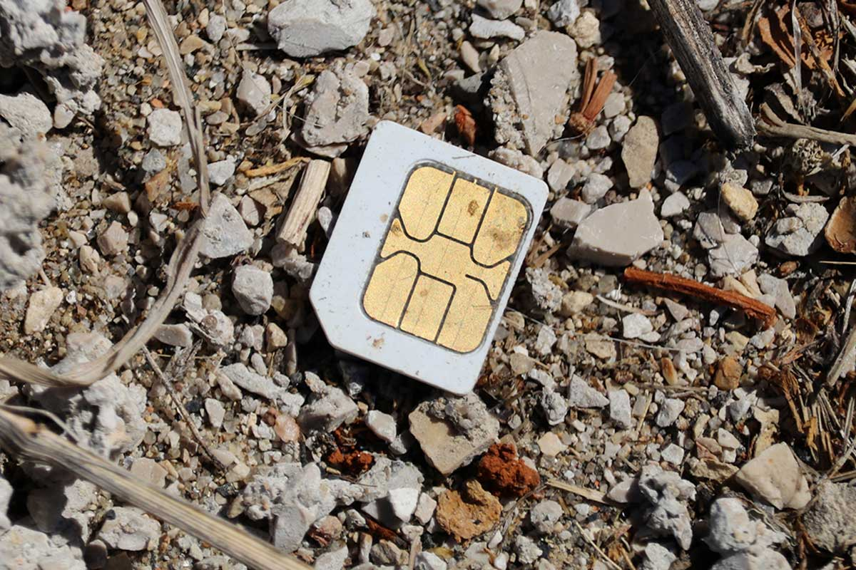 Old SIM cards are good as gold