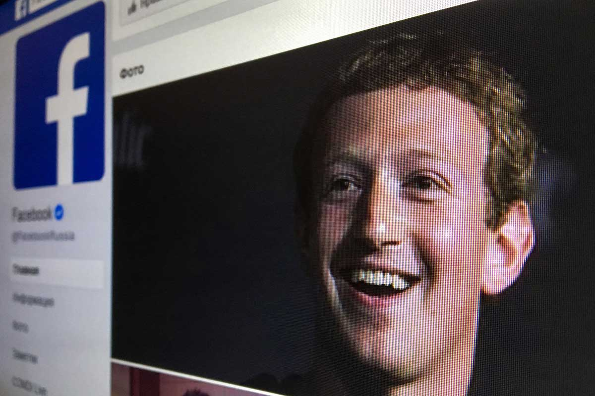 Facebook 'secretly' deleted Mark Zuckerberg's posts from recipients' inboxes
