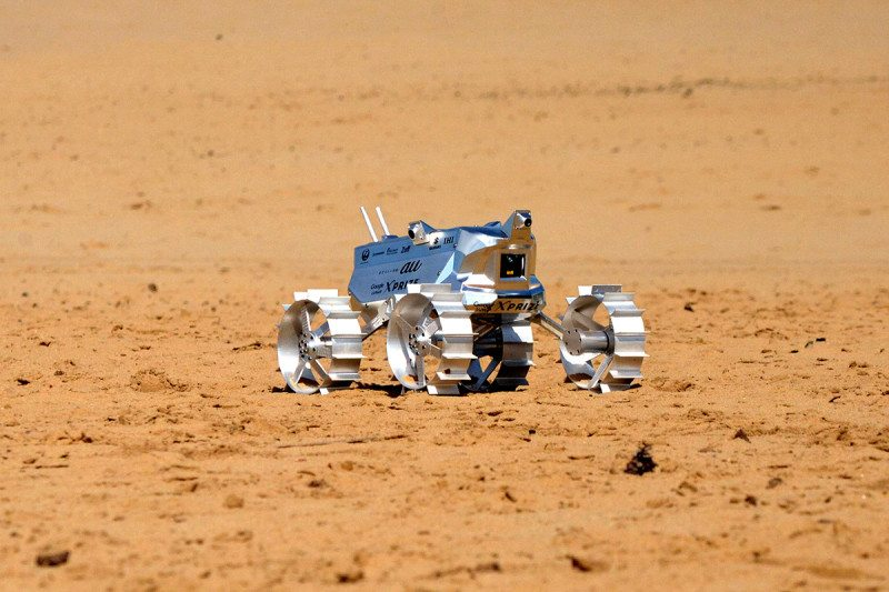 Want to sponsor a moon race? XPRIZE resurrects lunar landing challenge
