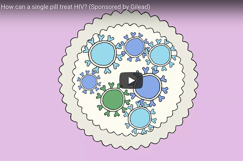 Video: How can a single pill treat HIV?