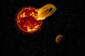 If there were aliens on Proxima Centauri b, they were probably fried by a superflare